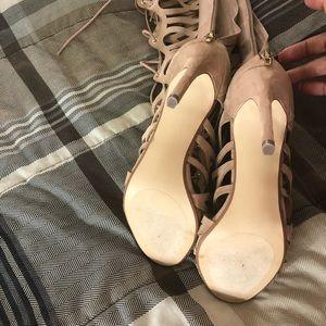 Steve Madden Gladiator Heels
